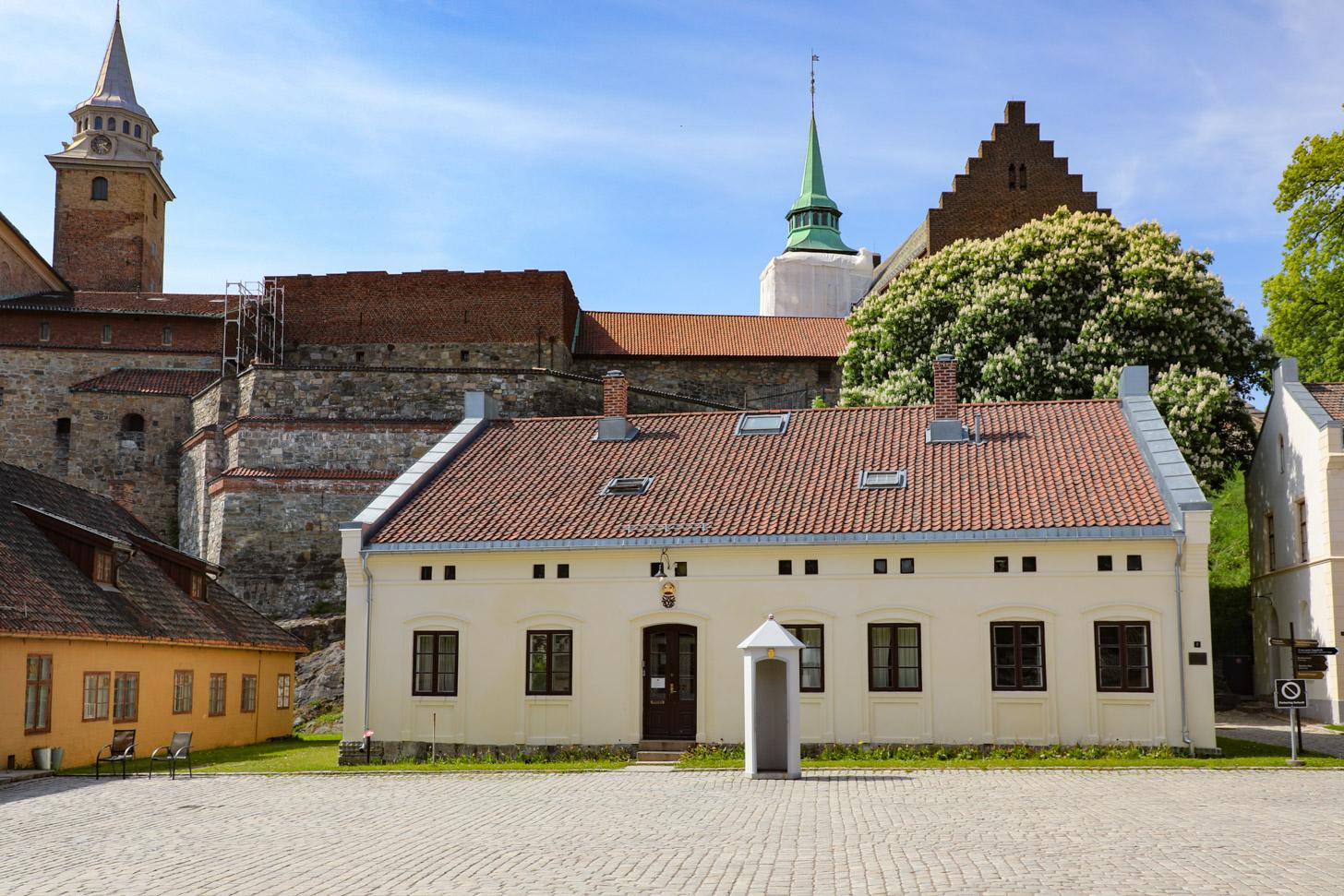 De geschiedenis van Oslo