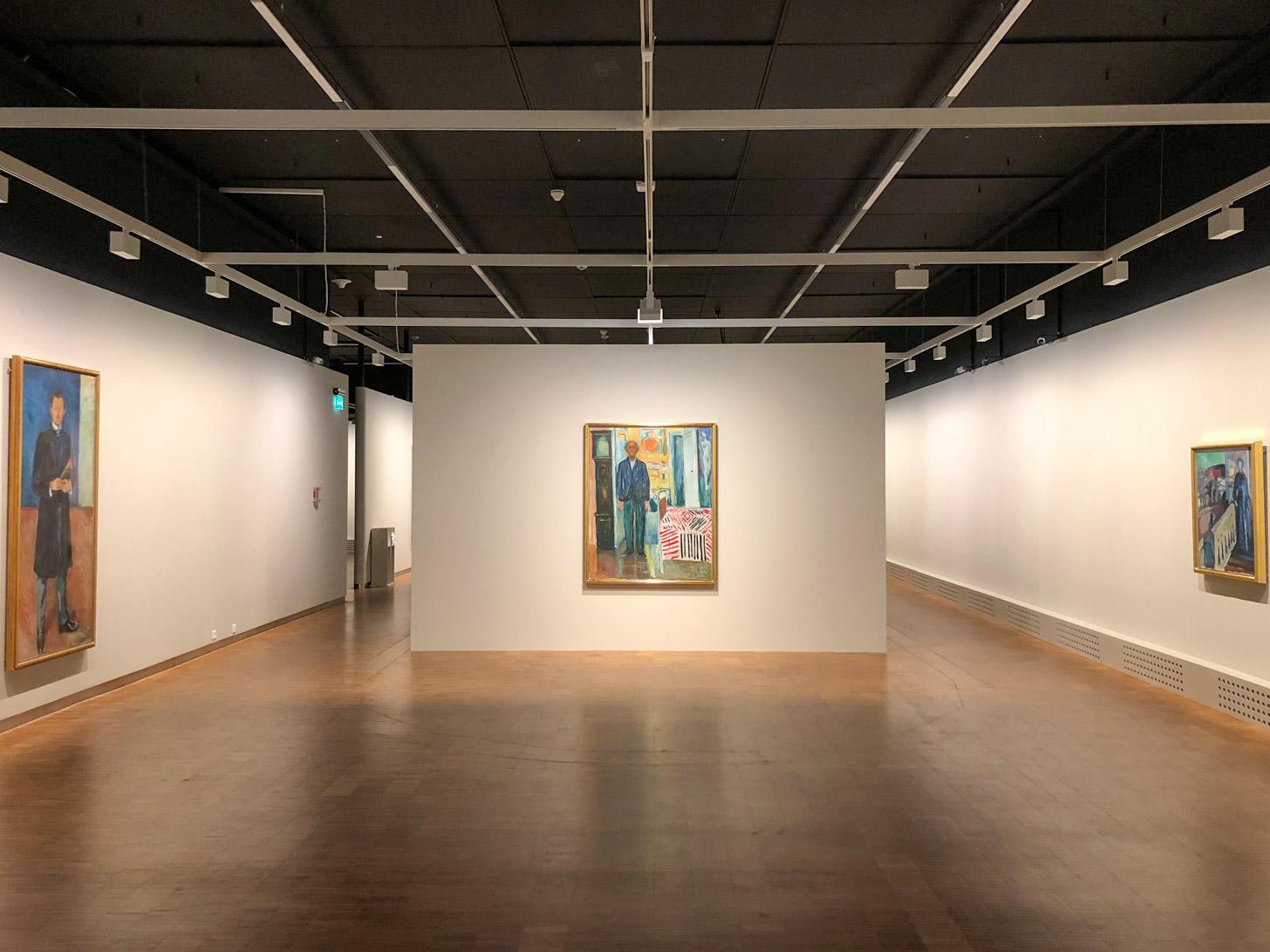 Het Munchmuseum in Oslo
