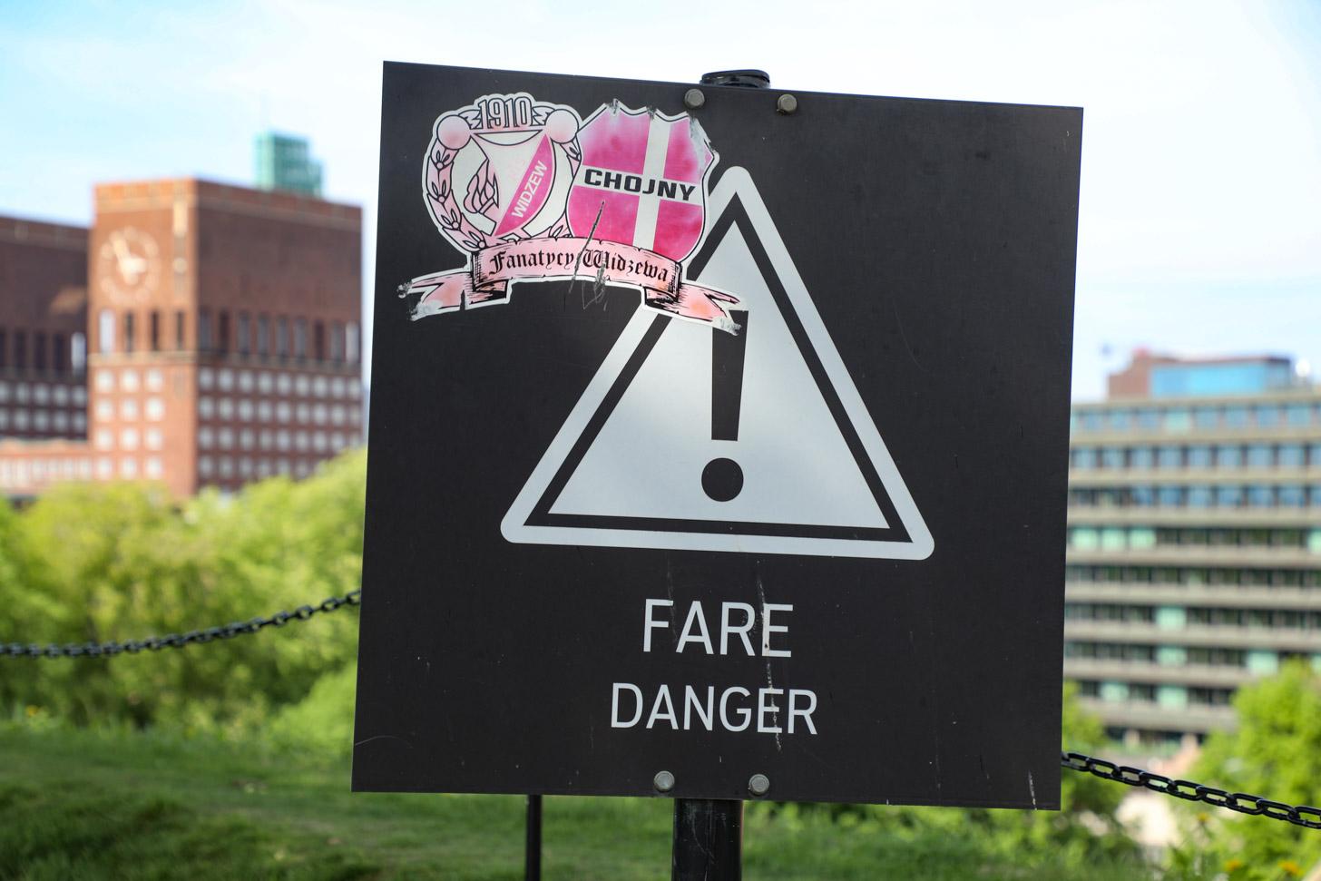 Oslo is een veilige stad